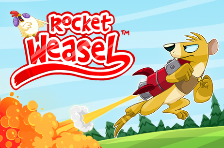 Rocket Weasel for Android and iOS