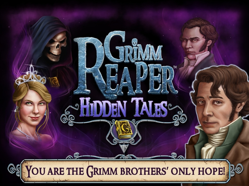 Grimm Reaper®: Hidden Tales for iPad